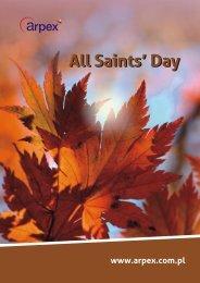 All Saints - Arpex Sp. z oo