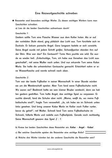 reizwortgeschichte magazine