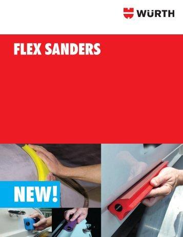 FLEX SANDERS - Wurth USA