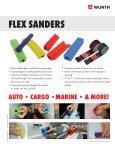 FLEX SANDERS - Wurth USA - Page 2