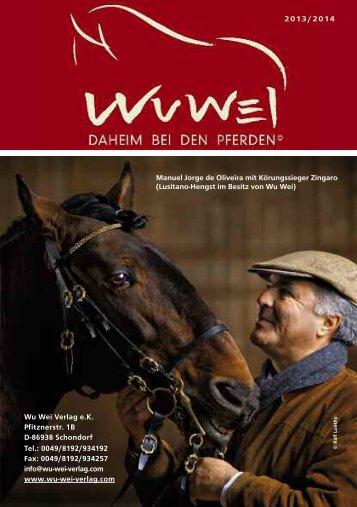 zum Download des aktuellen Katalogs 2013/2014 - Wu Wei Verlag