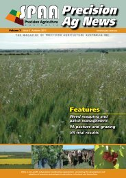 Autumn 2011 Volume 7 Issue 2 - SPAA