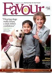 Esther Rantzen - Hearing Dogs for Deaf People