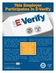 E-Verify Participation Poster English Version - Careers at Wellpoint - Page 2