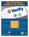 E-Verify Participation Poster English Version - Careers at Wellpoint - Page 3