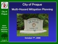Hazard Mitigation Plan Workshop - R.D. Flanagan & Associates