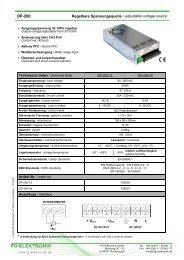 DP-200 - FG-Elektronik GmbH