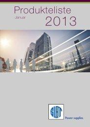 SLAT Katalog 2013