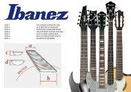 seite 1 solid body guitars rg, grg seite 2 alle weitere solidbodies ...