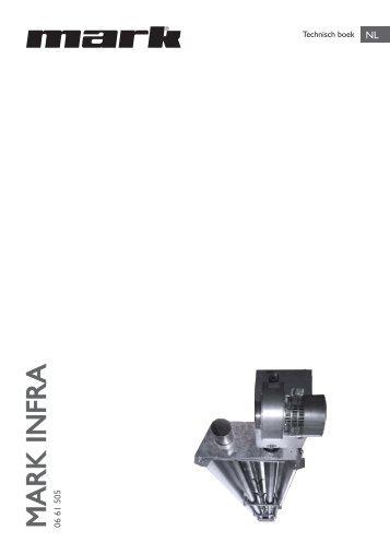Technisch boek Infra 2013 - Mark Klimaattechniek