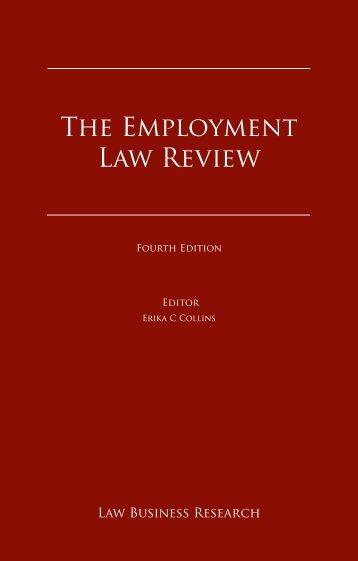 The Employment Law Review - Boekel De Nerée