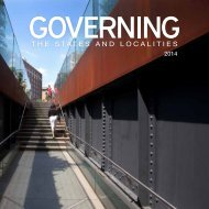 State and LocaL LeaderS Put GoVernInG at the toP of ... - Navigator