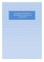 Det færdige projekt.pdf - Roskilde Universitet