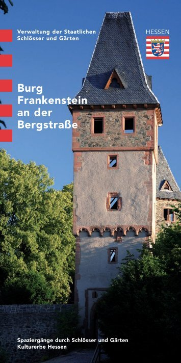Im Zeichen der Hippe - Staatliche Schlösser und Gärten Hessen