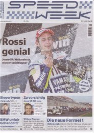 Speedweek - Ausgabe 2009-20 - RS-Sportbilder