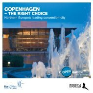 Copenhagen - The right choice - Study in Denmark