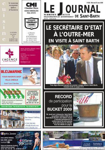 Le journal rosny sur seine - Le journal de saint barth ...