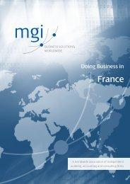 France - MGI