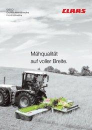 DISCO Großflächenmähwerke - Kaufmann Landtechnik GmbH