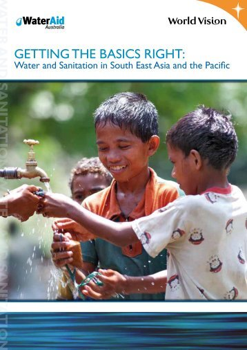 Getting the Basics Right - WaterAid