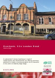 Overbank, 52a London Road