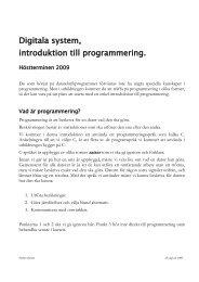 C-programmering