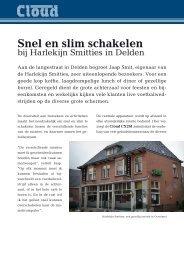 Case Study Harlekijn - CX261