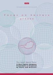 Focus on Austria 3/2000
