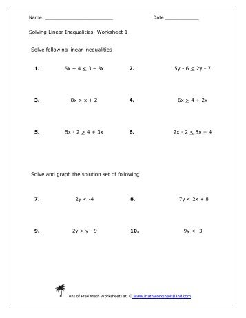 Mathland Worksheets - defendusinbattleblog