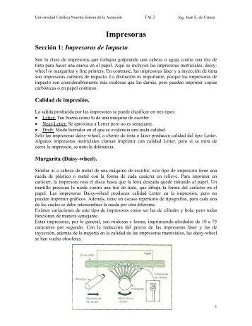Impresoras Láser - JEUAZARRU.com