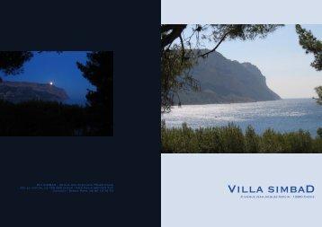 Villa simbaD - Nomination