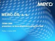 Prezentace na téma skladování a přeprava ropy (PDF, 3 MB)