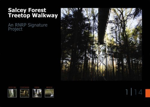 Salcey Forest Treetop Walkway, an RNRP Signature Project (pdf 1.9 ...