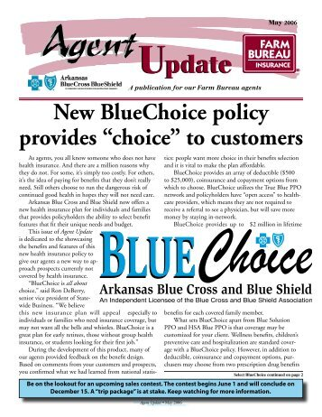 New affordable individual products p 16 17 arkansas blue cross update update arkansas blue cross and blue shield malvernweather Gallery