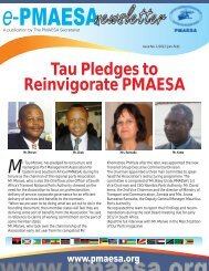ePMAESA Newsletter January-February 2012