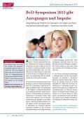 BvD News 2013/2 - BvD eV - Seite 6