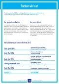 Sommerfestival Handout - City Vereinigung Zürich - Seite 6