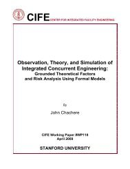 Observation, Theory, and Simulation of Integrated Concurrent ...