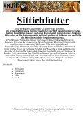 Sortenbeschreibung Vogelfutter - Futterschmiede-veen.de - Seite 4
