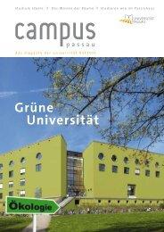 Berge von Büchern - Universität Passau