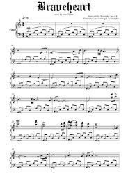 Braveheart – Theme (Solo Piano)