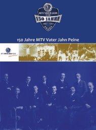 150 Jahre MTV Vater Jahn Peine