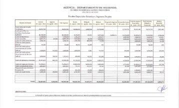 Informe Financiero - leydetransicion2012.pr.gov - Gobierno