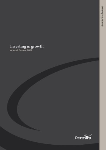 Investing in growth - Permira