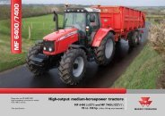MF 6400/7400 - AGROVOK-SERVIS, sro