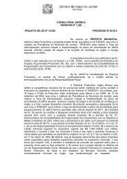 CONSULTORIA JURÍDICA PARECER Nº 1.388 PROJETO DE LEI ...