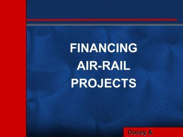 Ducey - Data Interchange for Air-Rail Managers