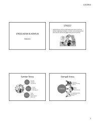 pdbm13_strees kerja & konflik