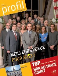 Profil de janvier 2013 - Ville d'Oullins