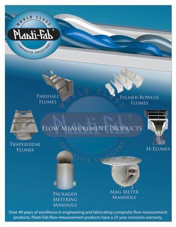 Flow Measurement Products - International Water Summit
